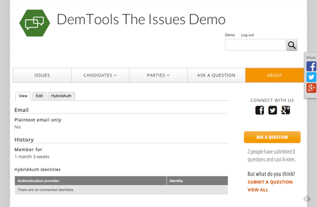 demtools-issues
